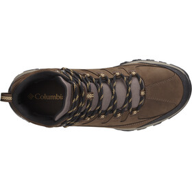 Columbia Terrebonne II Mid Outdry Shoes Herren mud/curry